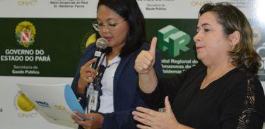 Hospital Regional do Baixo Amazonas oferece curso de libras