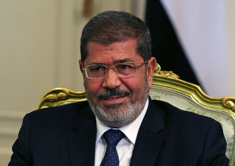 Ex-presidente do Egito Mohamed Mursi