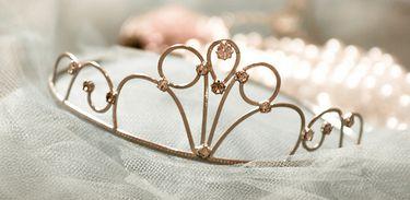 Coroa; miss; princesa