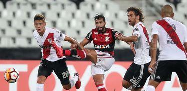 River Plate X Flamengo