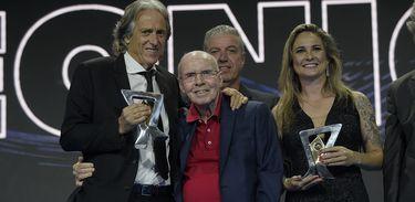 Prêmio Brasileirão 2019. Lucas Figueiredo/CBF