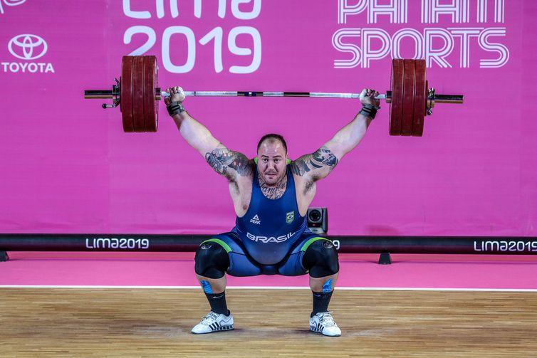 Fernando Reis conquista medalha de ouro nos Jogos Pan-Americano de Lima 2019