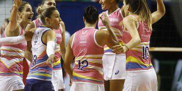 vôlei feminino do Osasco