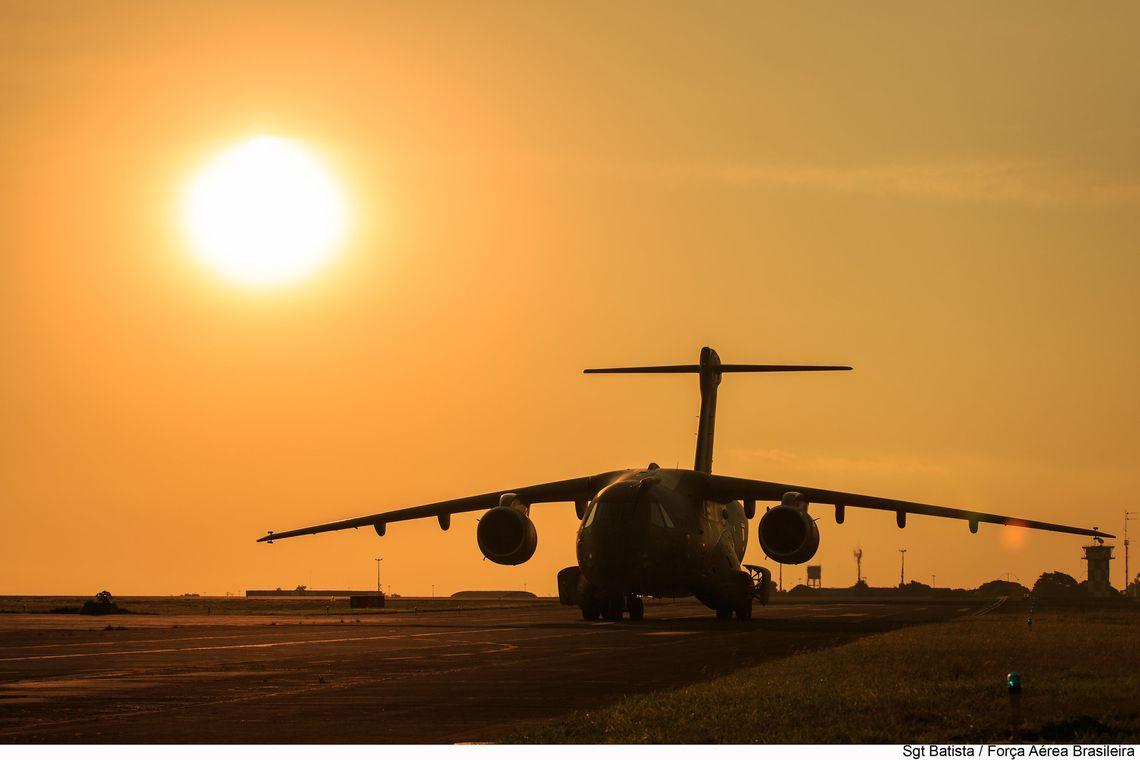 O gigante KC 390