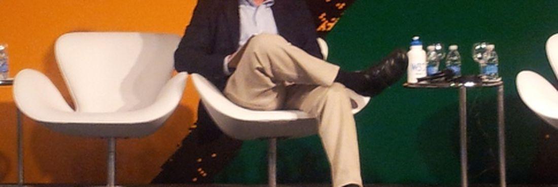 Tim Berners-Lee, um dos criadores da internet no evento www2013