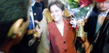 Dilma participa de encontro de blogueiros em Belo Horizonte