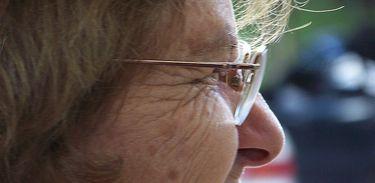 Sorriso, idosa, avó, população idosa, alegria, idosos