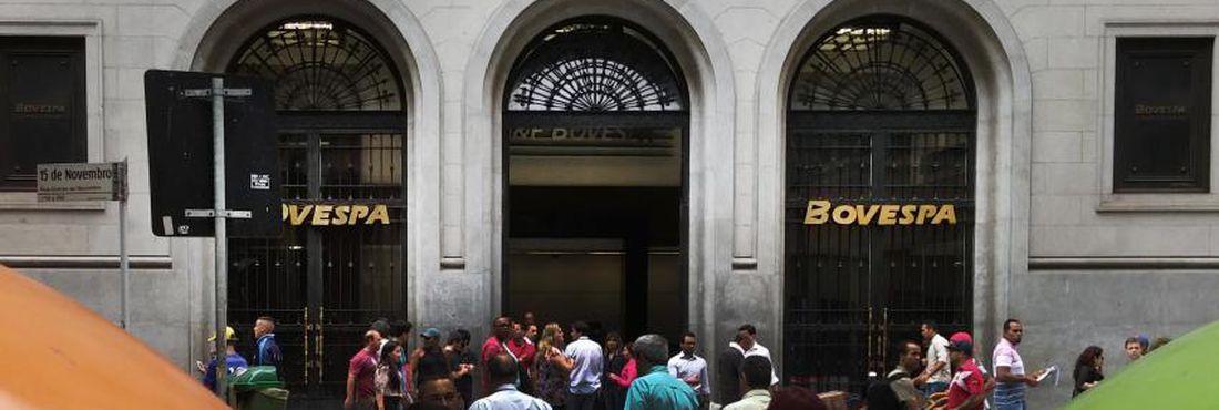 BM&FBOVESPA - Bolsa de valores