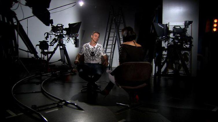 Roseann Kennedy entrevista o produtor de cinema Marcos Didonet