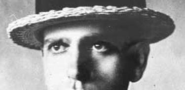 Oswald de Andrade na década de 1920