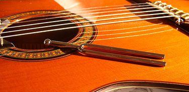Violão, instrumento musical