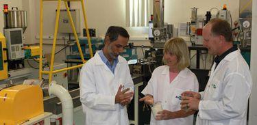 Laboratório Nacional de Nanotecnologia para o Agronegócio - Embrapa Instrumentação - São Carlos - SP