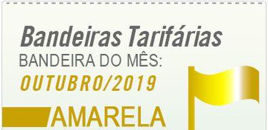 Bandeira Tarifária - Amarela - ANEEL