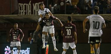 Caxias-RS 1 x 1 Botafogo