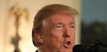 Donald Trump anuncia mudança da embaixada dos Estados Unidos em Israel para Jerusalém