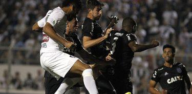 Ponte Preta 0 X 0 Fluminense