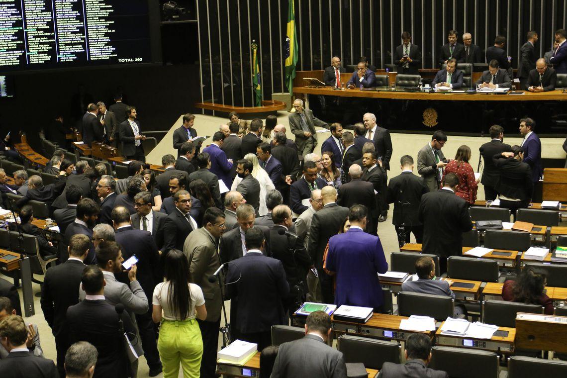 Plenário da Câmara dos Deputados