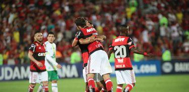 Flamengo 4 X 0 Chapecoense