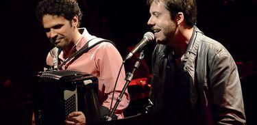 Marcelo Caldi e Joao Cavalcanti