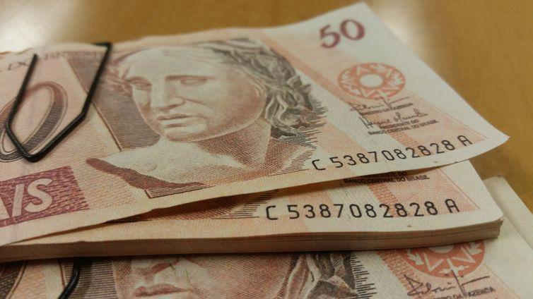 Porto Alegre - Polícia Federal deflagrou Operação Inkjet 2 para desarticular um grupo que fabricava e comercializava cédulas falsas com número de série repetido  (Daniel Isaia/Agência Brasil)