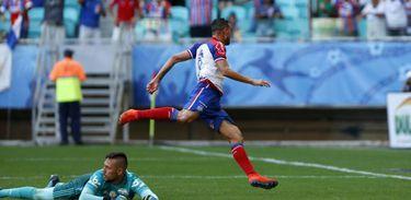 Bahia 3 x 0 Flamengo
