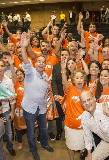 Avante realizou em Belo Horizonte, sua Convenção Nacional e Estadual