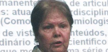 A cientista social Maria Cecília Minayo