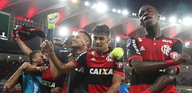 Flamengo 3 X 3 Fluminense