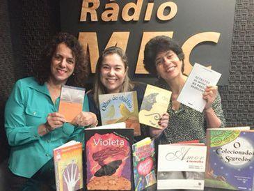 Suzana Vargas e Márcia Cristina Silva são destaque no Conversa com o Autor