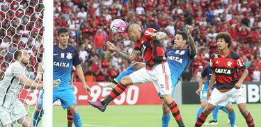 Corinthians X Flamengo