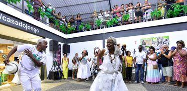 Casa do Jongo reabre hoje com festa na zona norte do Rio