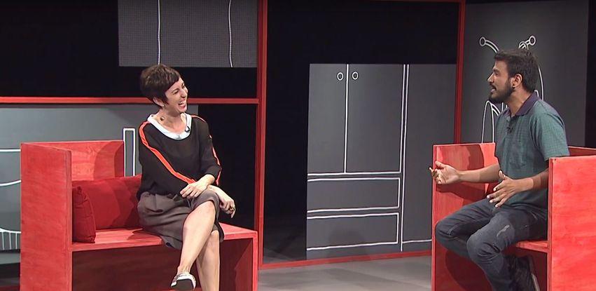 Alan Ribeiro conversa com blogueira de moda acessível Ana Soares