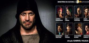 Malvino Salvador vive Boca de Ouro no teatro