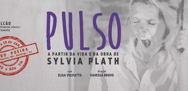 Elisa Volpatto vive Sylvia Plath no teatro