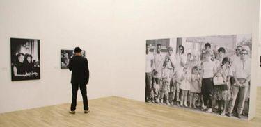 Exposição do fotógrafo alemão Robert Lebeck