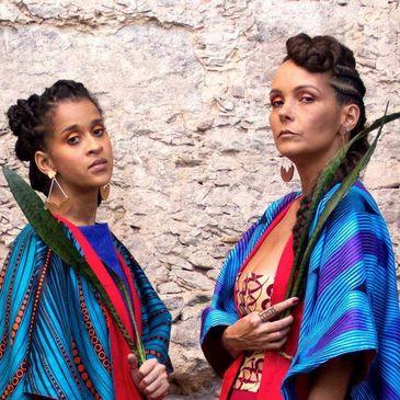Cella Tavares e Carol Félix interpretam músicas inéditas de Roque Ferreira