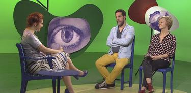 Tâmara Freire entrevista Rejane Zilles e Zeca Ferreira
