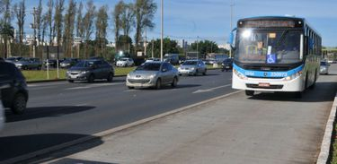 Ônibus em Brasília