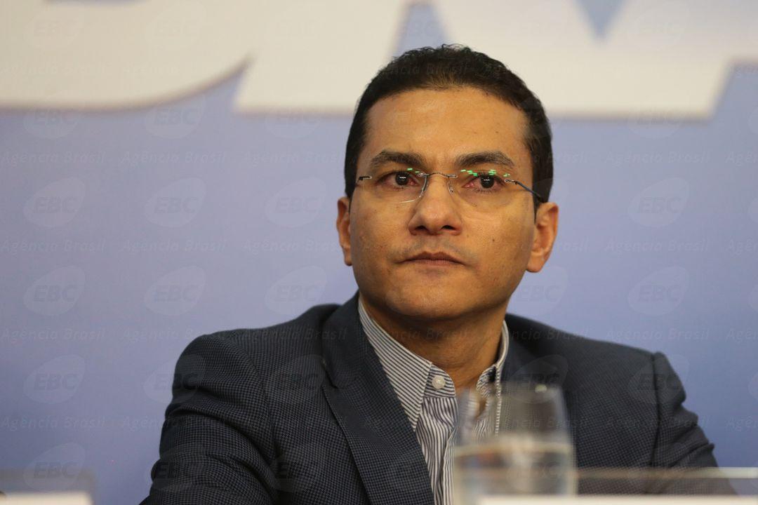 Brasília - Entrevista coletiva com o ministro da Indústria, Marcos Pereira,  sobre a operação Carne Fraca (José Cruz/Agência Brasil)