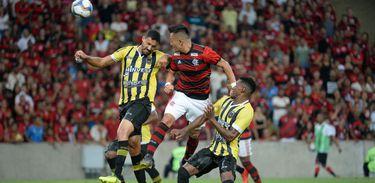 Flamengo 0 x 0 Volta Redonda