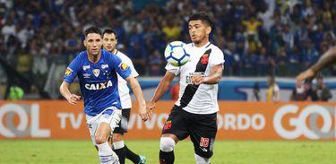 Cruzeiro 1 X 1 Vasco