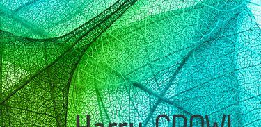 Capa do CD Folhagens, com obras de Harry Crowl