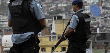 Inauguração da Unidade de Polícia Pacificadora - UPP na comunidade da Rocinha