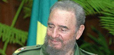 Fidel Castro (Arquivo/Agência Brasil)