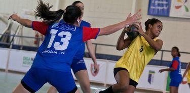 Handbol feminino, esporte, atletas