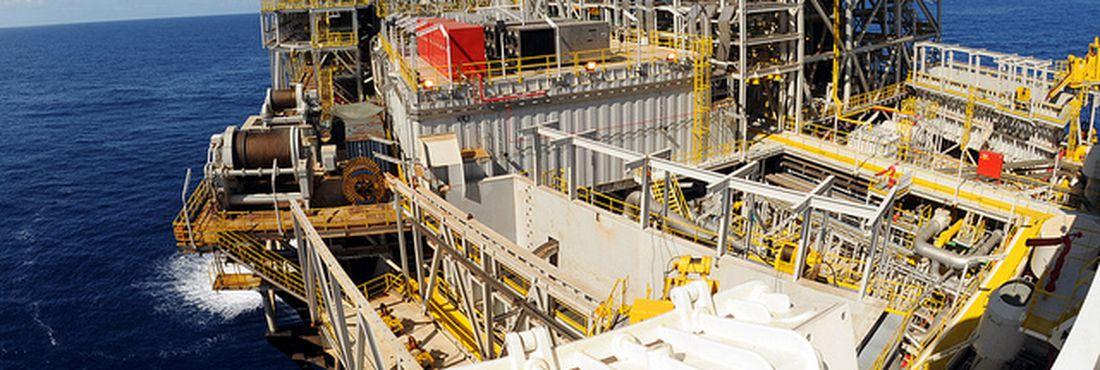 Petrobras anuncia descoberta no pré-sal da Bacia de Santos