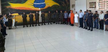 Exército, em Tabatinga, Posto de Recrutamento e Mobilização