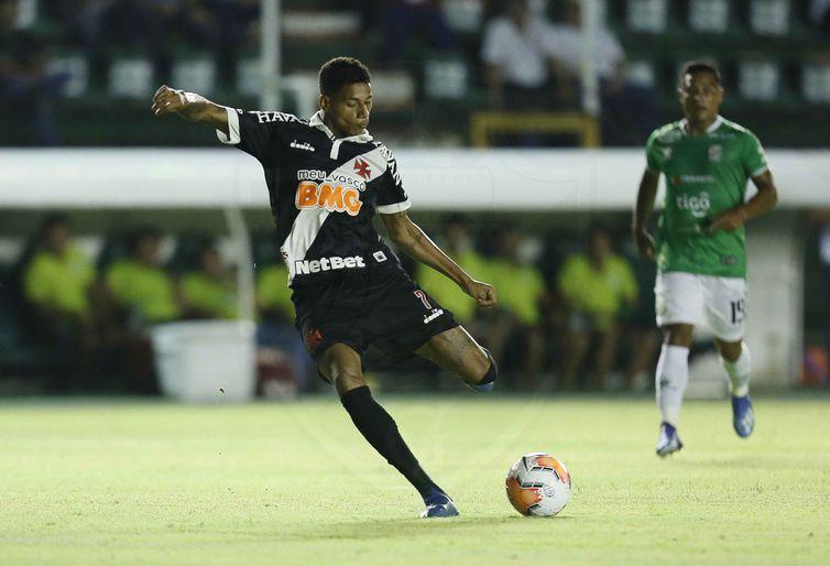 Marrony, do Vasco da Gama, enfrenta Oriente Petrolero pela Copa Sul-Americana
