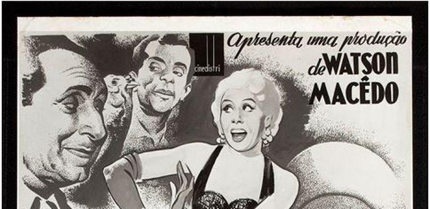 TV Brasil resgata filmes históricos com Dercy Gonçalves