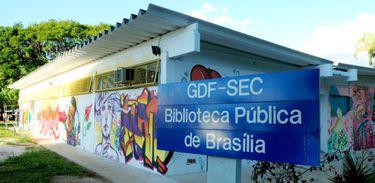 Biblioteca Pública do DF